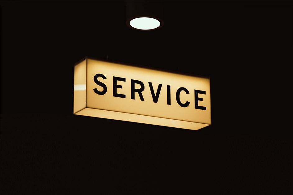Servicequalität im Schadensfall